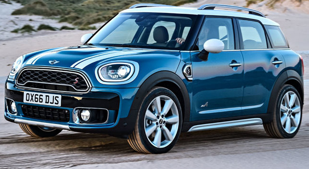 La nuova Mini Countryman