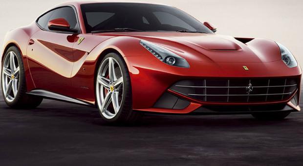 stradale nuovo veloce capolavoro più Rossa Ferrari La F12berlinetta 1qwXdq