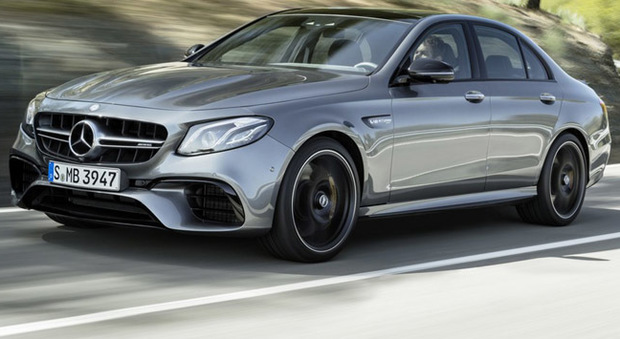 La Mercedes AMG E 63 S 4Matic+