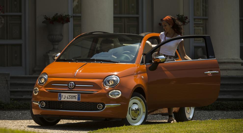 La Fiat 500 compie i suoi primi 60 anni