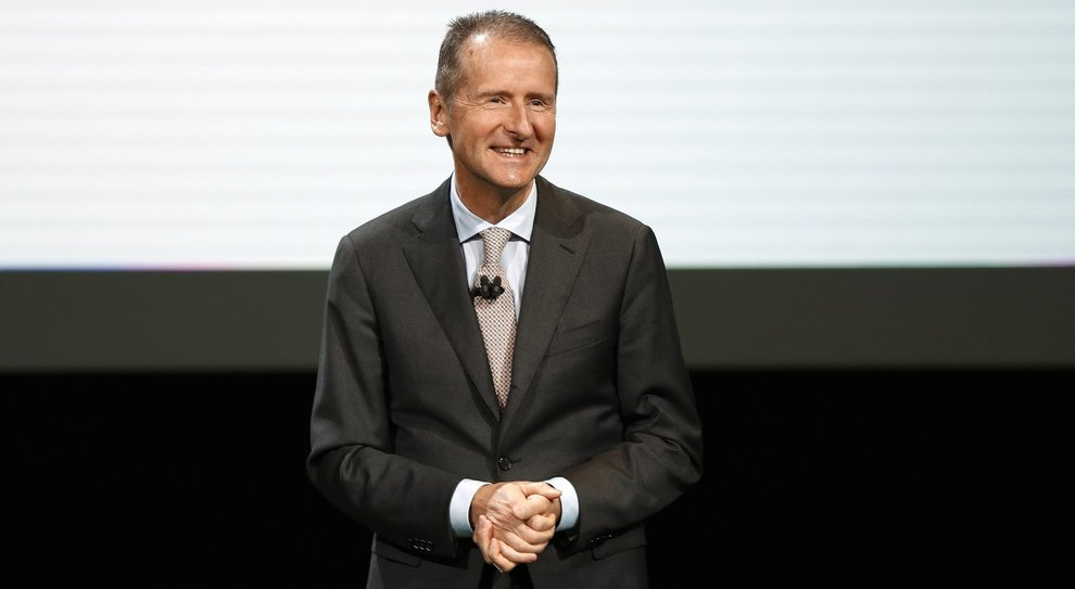 Herbert Diess, ceo del Volkswagen Group