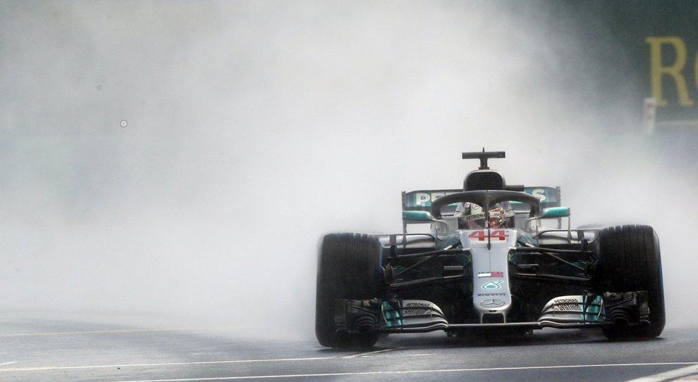 F1 in Ungheria: domina Hamilton, Vettel alle sue spalle