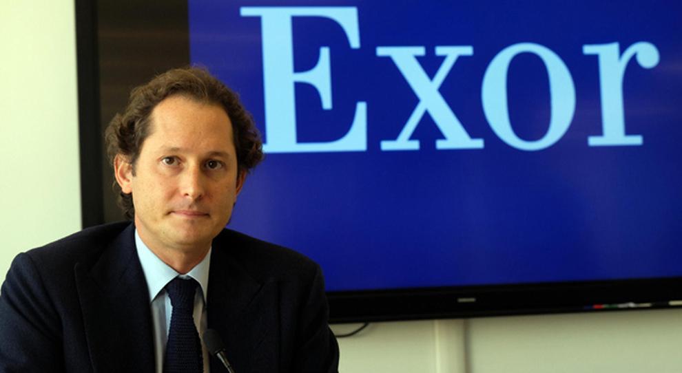 Exor, Elkann: titolo tratta a sconto, opportunità per nostri azionisti