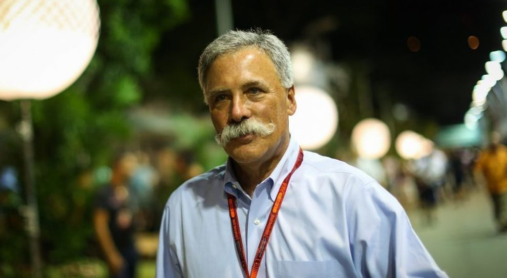 Chase Carey boss di Liberty Media