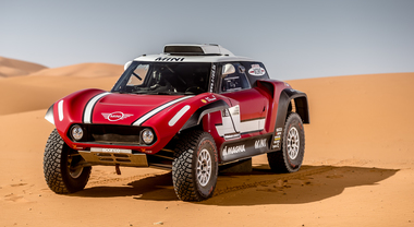 Mini Buggy e All4: i due gioielli per conquistare la Dakar 2018