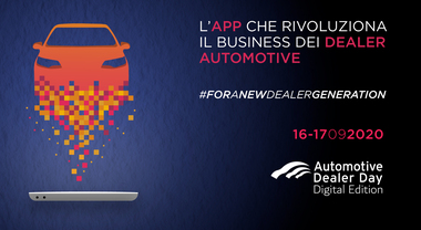 Automotive Dealer Day, in 3.000 all'edizione digitale. Appuntamento all'11 maggio per l'edizione 2021