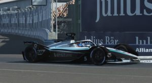 Finalmente Vandoorne, la Mercedes vince il Race at Home Challende di FE di New York