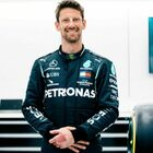 Grosjean, un addio originale alla F1. Guiderà la Mercedes di Hamilton in un test sul circuito Paul Ricard. L'idea è di Toto Wolff